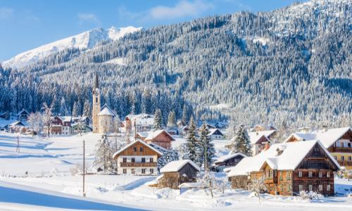 Skihotels in Österreich